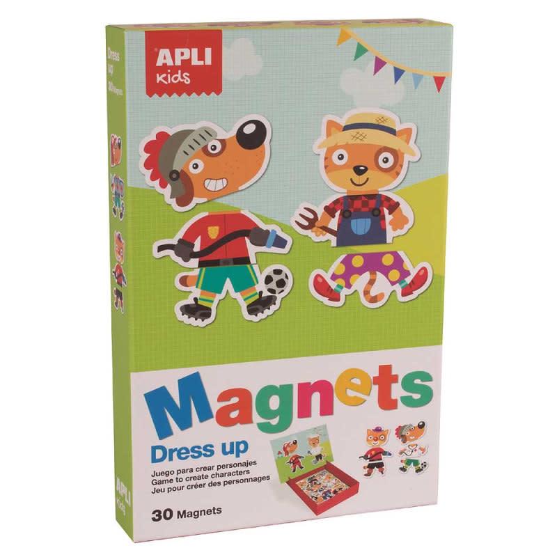 APLI Beroepen Magneetkaart