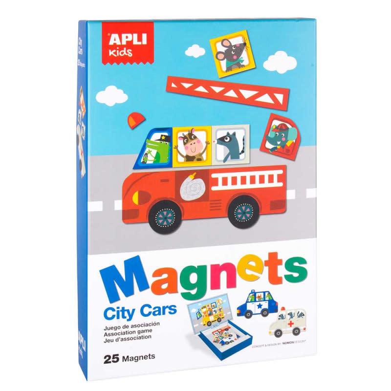 APLI Voertuigen Magneetkaart