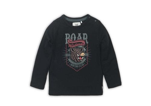 Koko Noko T-shirt ls - Black