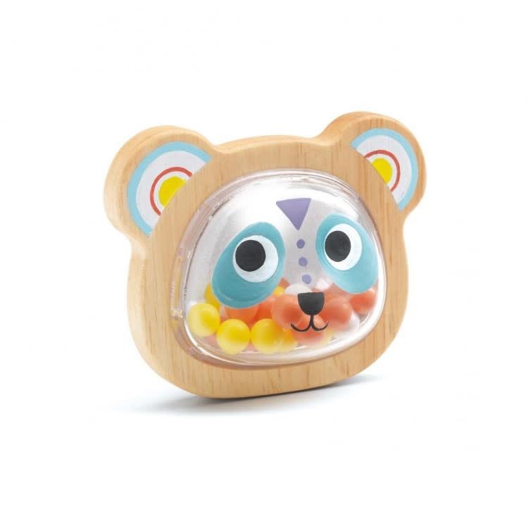 Djeco Baby Rammelaar - Panda
