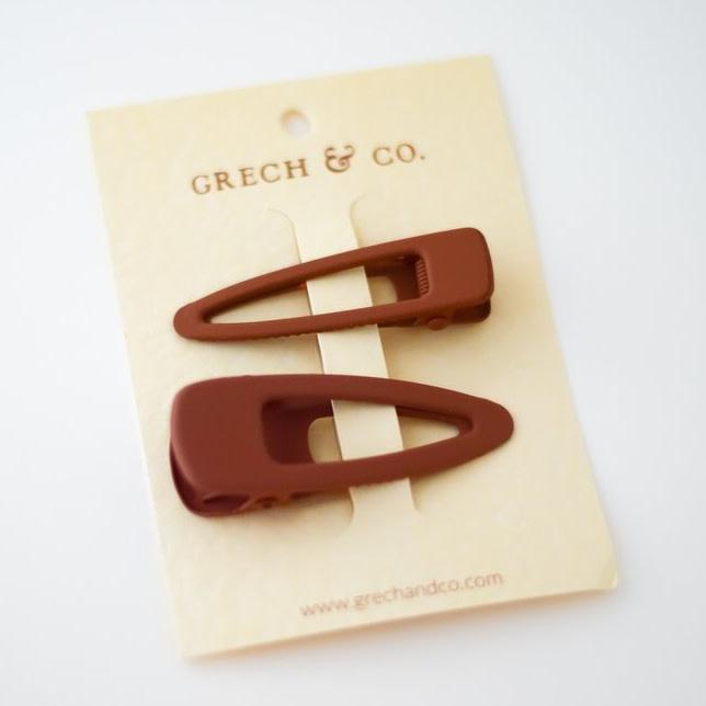 Grech & Co Haarspeldjes 2 - Rust