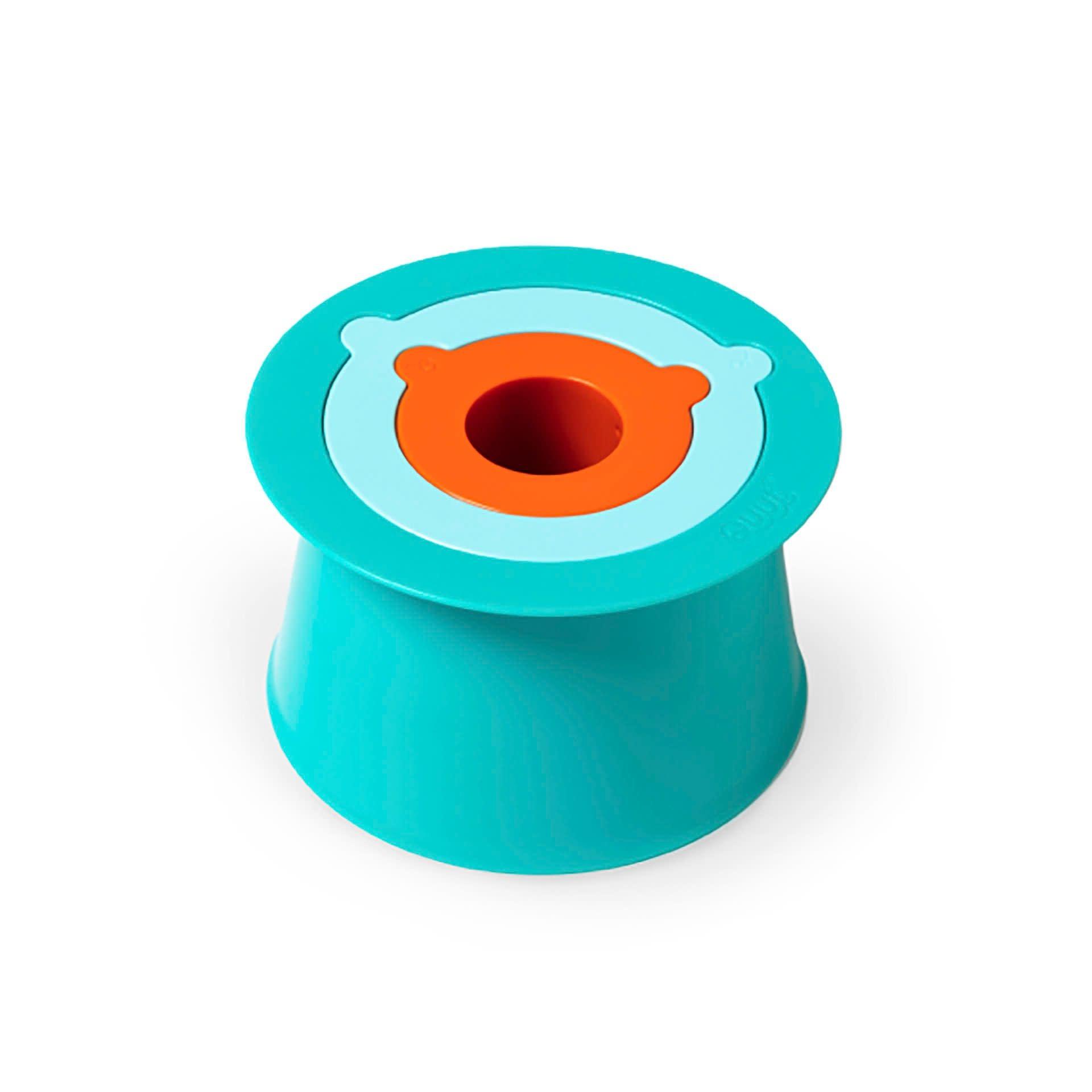 Quut Alto Lagoon Green + Vintage Blue + Mighty Orange (set)
