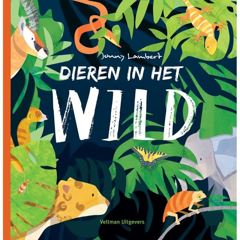 Veltman Uitgevers Dieren in het wild