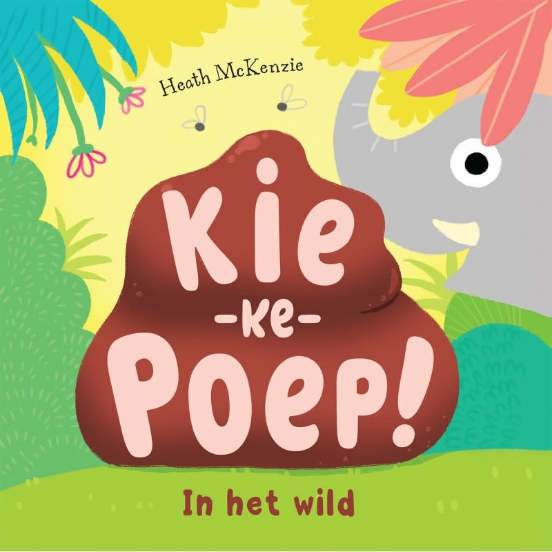 Veltman Uitgevers Kiekepoep - In het wild