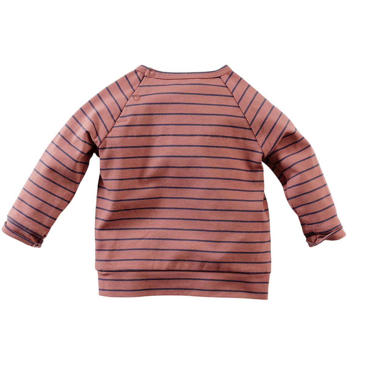 Z8 Timor - Red rust/Stripes