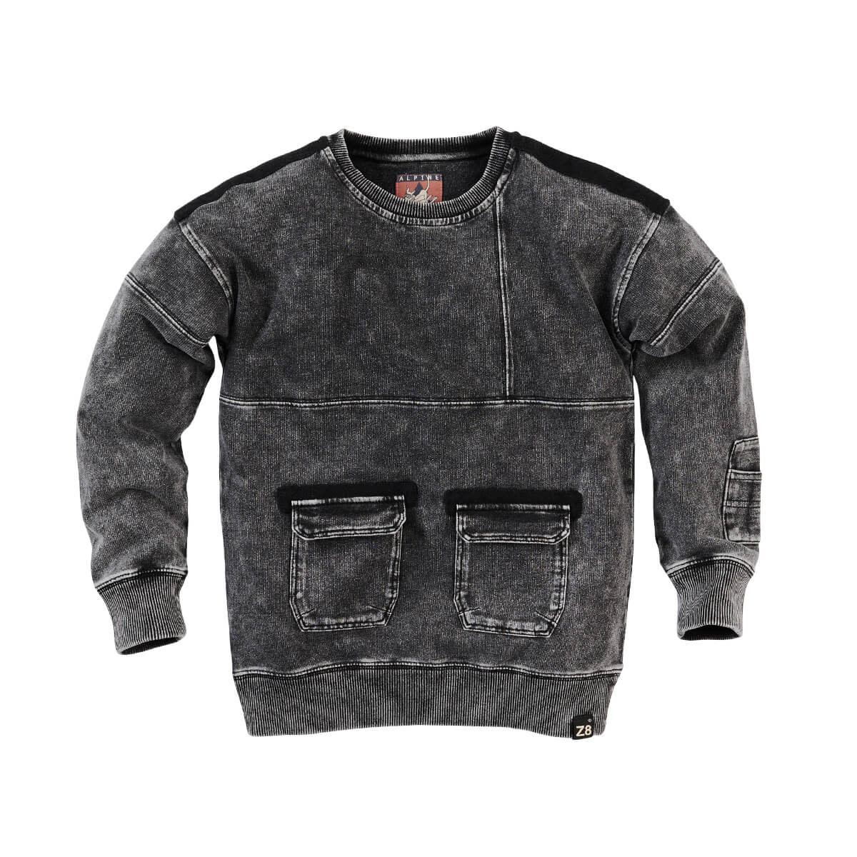 Z8 Chiel - Stonewash black