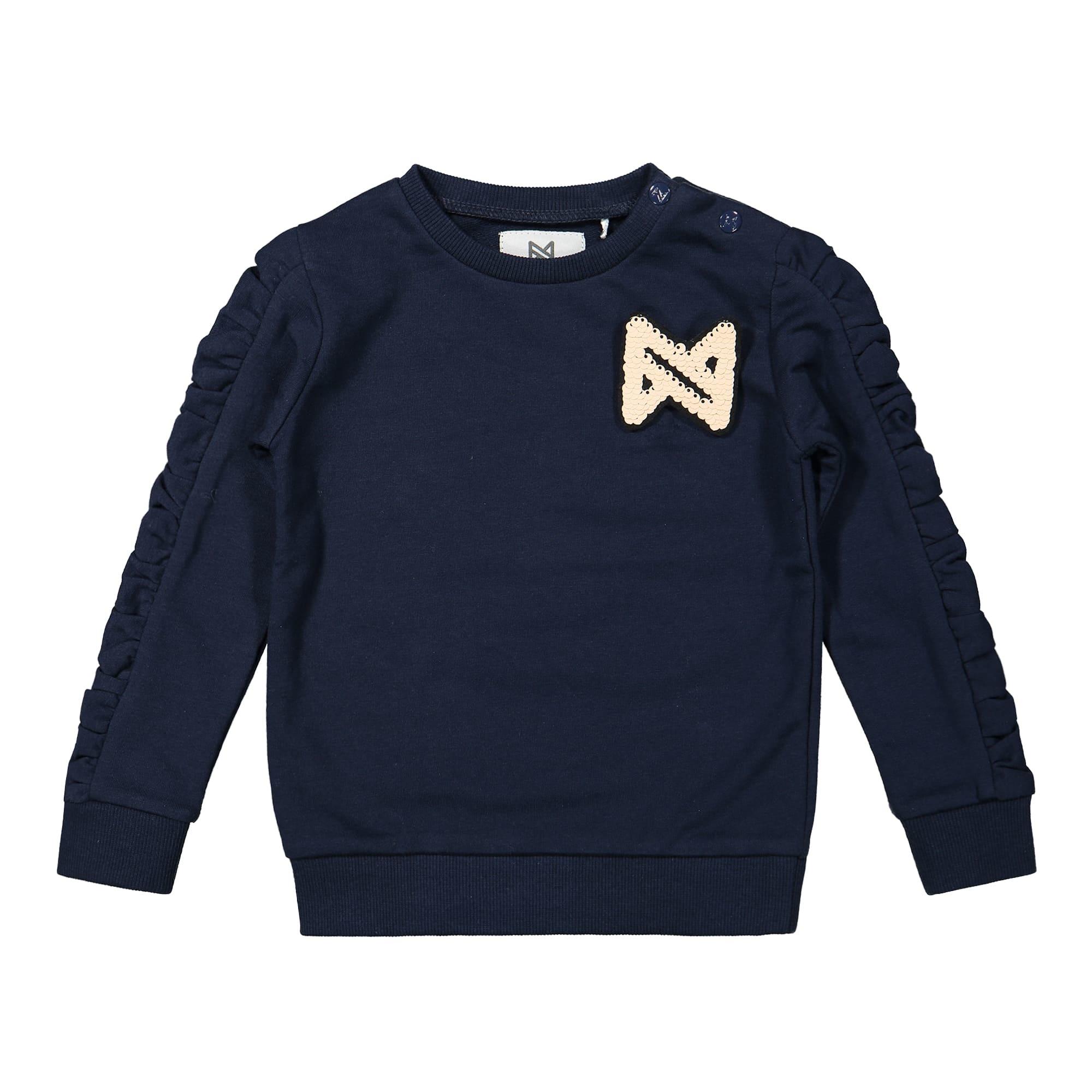 Koko Noko Girls Sweater ls - F40901-37