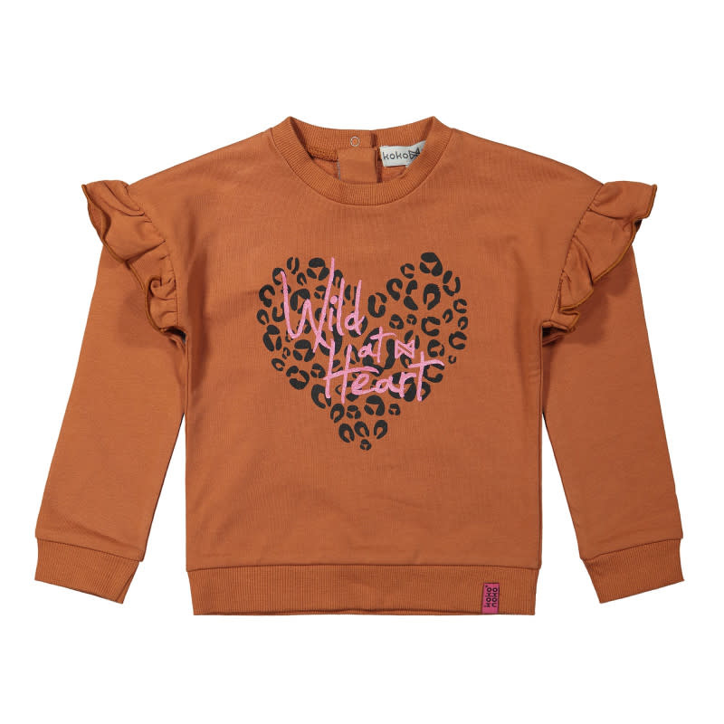 Koko Noko Girls Sweater ls - F40972-37