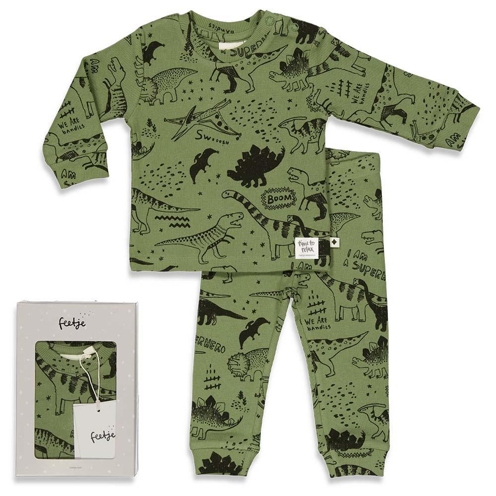 Feetje Dino Drew - Premium Sleepwear by FEETJE - 505.00053