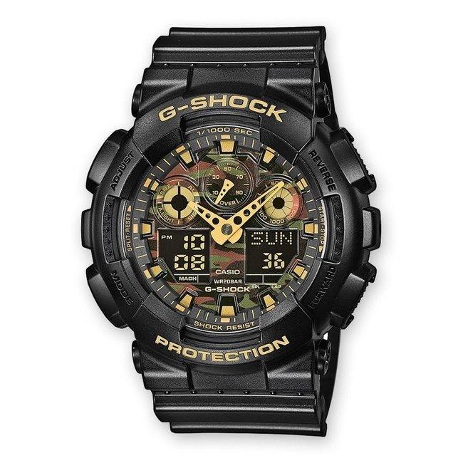Casio G-Shock GA-100CF-1A9