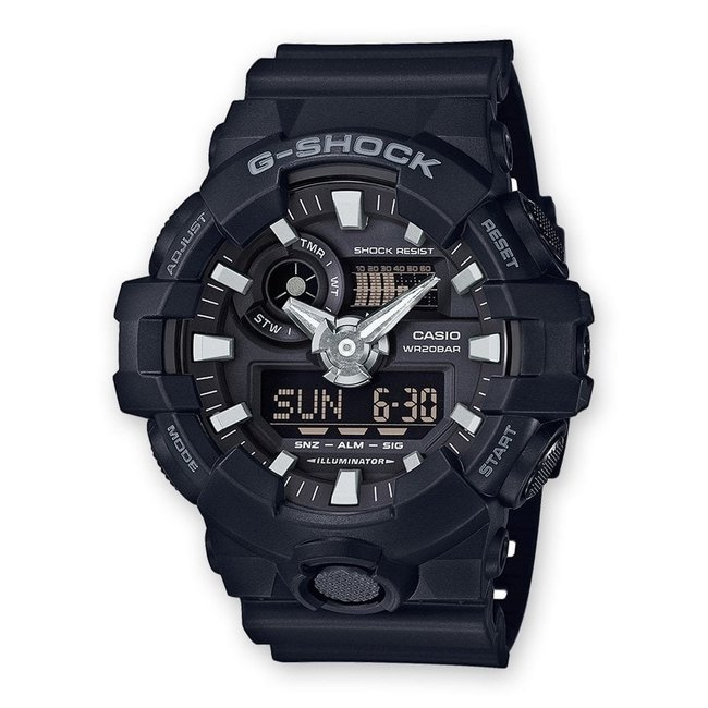 Casio G-Shock GA-700-1B