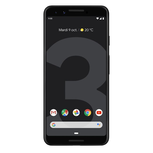 Google Pixel 3, 64GB, Just Black