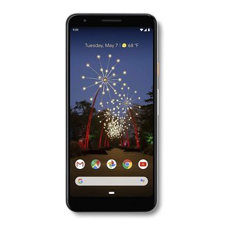 Google Pixel 3a, 64GB, Clearly White