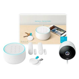 Nest Secure Alarm - Cam Outdoor