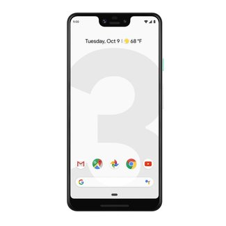 Google Pixel 3 XL, 64GB, Clearly White