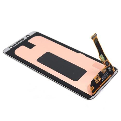 Samsung A6 plus A605 display compleet (zwart)