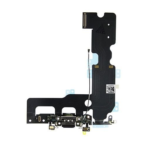 iPhone 8 Plus Charge Connector Black