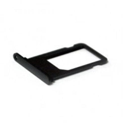 iPhone 8 Plus simtray zwart