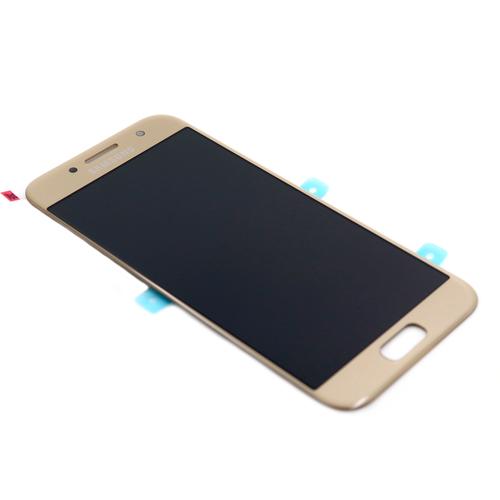 Samsung A3 2017 A320 display module  (  goud )