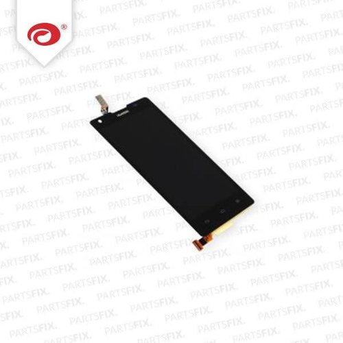 Ascend G700 display module (touch+lcd) zwart