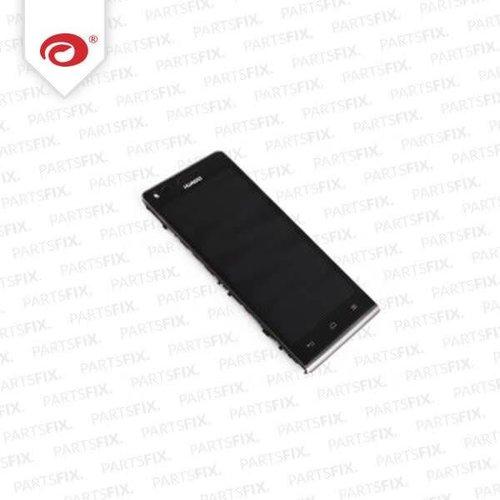 Ascend G6 display module (touch+lcd) zwart