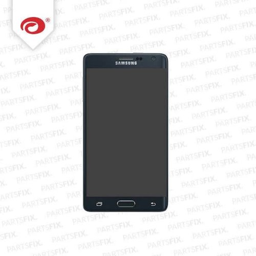 Galaxy Note 4 Edge display compleet (zwart)