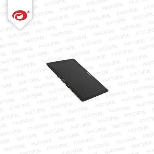Galaxy Tab Note 10 P600 display compleet (zwart)