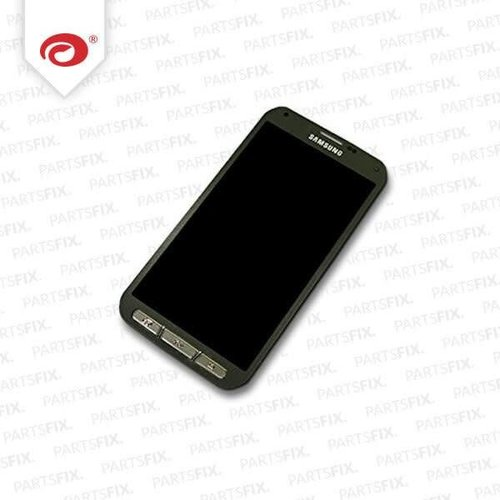 Galaxy S5 active display compleet (grijs)