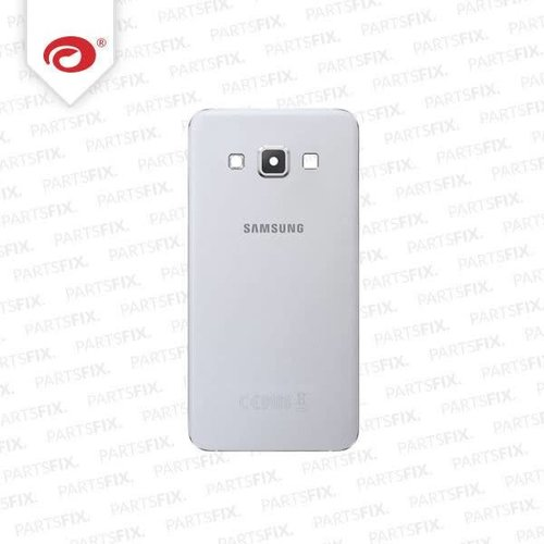 Galaxy A3 back cover (wit)