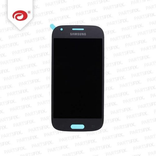 Galaxy Ace 4 display module + (touch+lcd) zwart