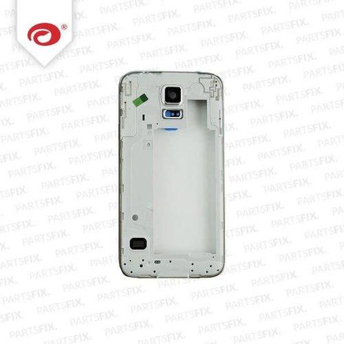 Galaxy S5 Neo midden frame (zwart)