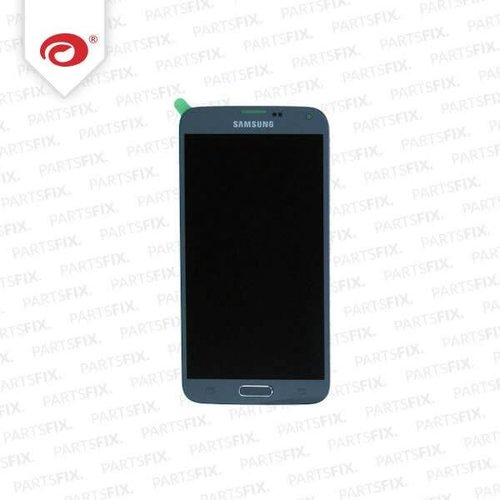 Galaxy S5 Neo display compleet (grijs)