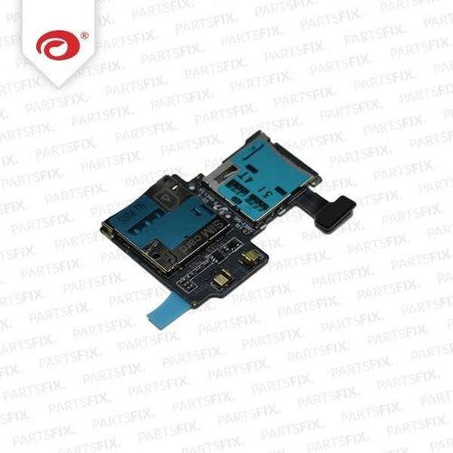 Galaxy S4 I9506 Ite sim SD-card reader