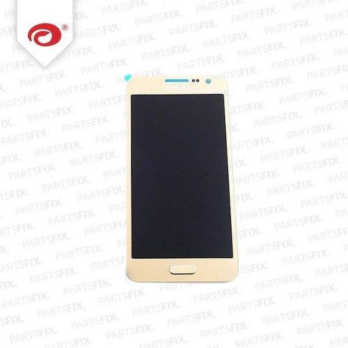 Galaxy A3 display module + (touch+lcd) goud