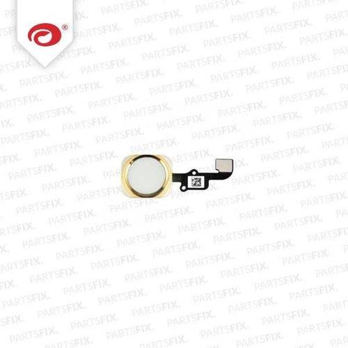 iPhone 6S PLUS home button flex gold