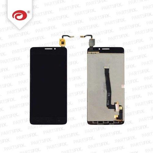 iDol X OT 6043 Display module (touch+lcd) zwart