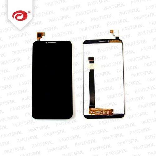 Idol 2 OT 6037 Display module (touch+lcd) zwart