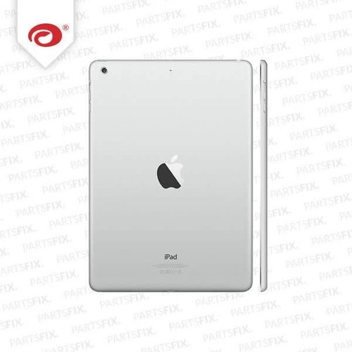 iPad 5 Air Backcover Zilver Wit 4G