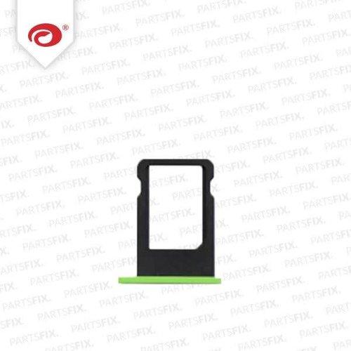 iPhone 5C Simkaart Houder Groen
