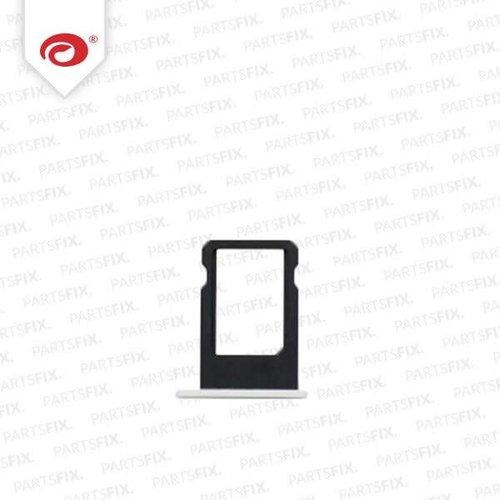 iPhone 5C Simkaart Houder Wit