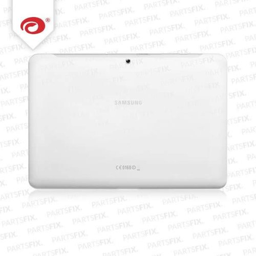 Galaxy Tab 2  Back Cover WiFi White