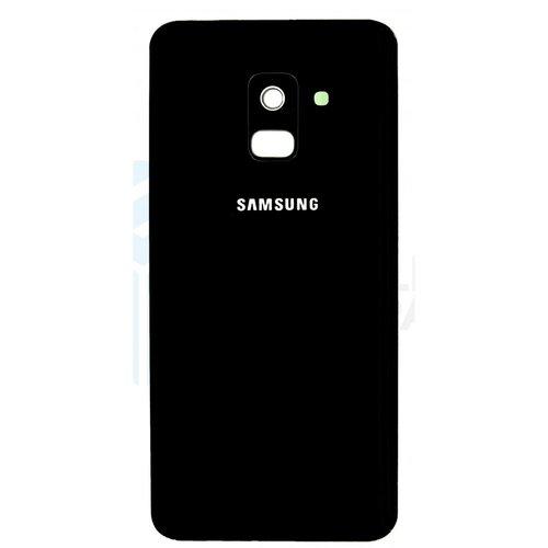 Samsung A8 A530 Back Cover Zwart