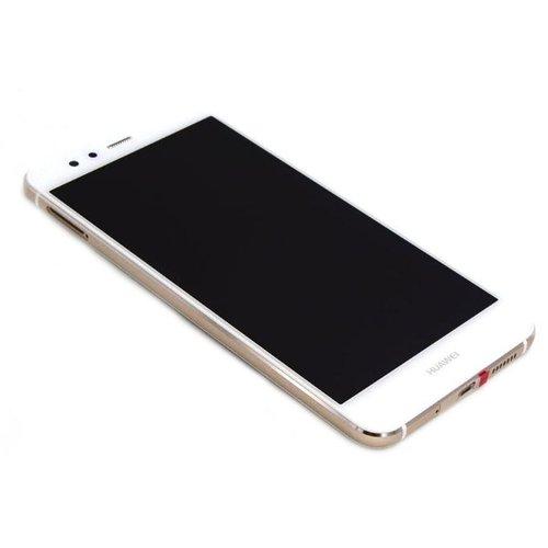 Huawei Huawei P10 Lite Scherm Assembly Compleet Met Behuizing Wit