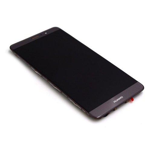 Huawei Huawei Mate 9 Scherm Assembly Compleet met Behuizing Zwart