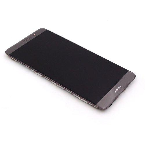 Huawei Huawei Mate 9 Scherm Assembly Compleet met Behuizing Donker Bruin