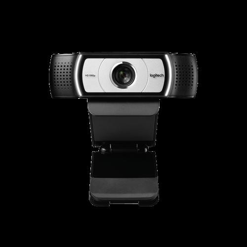 Logitech Logitech C930C Business Webcam Full HD 1080P + Cover