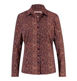 Studio Anneloes Poppy snake blouse