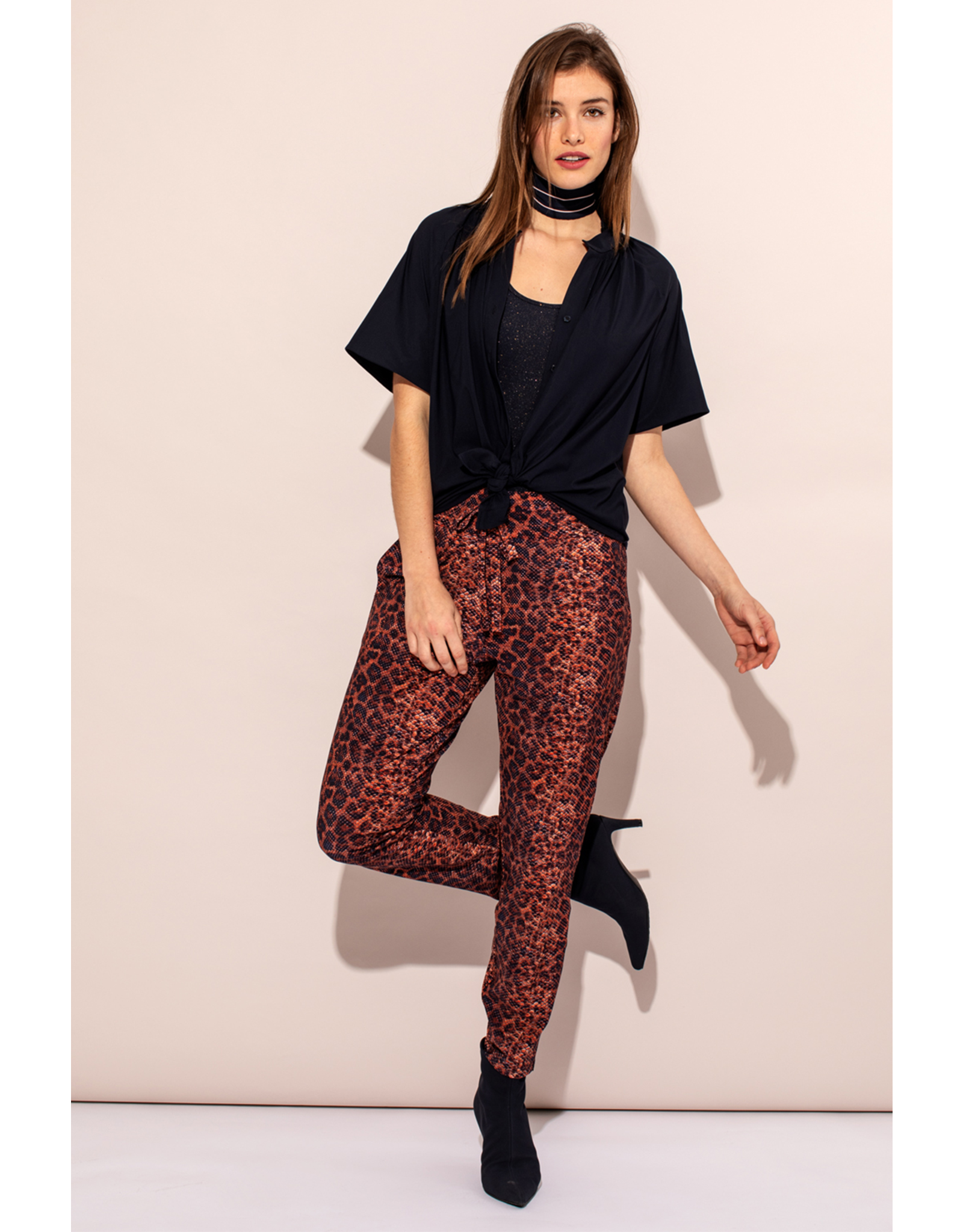 Studio Anneloes startup snake trousers 04241