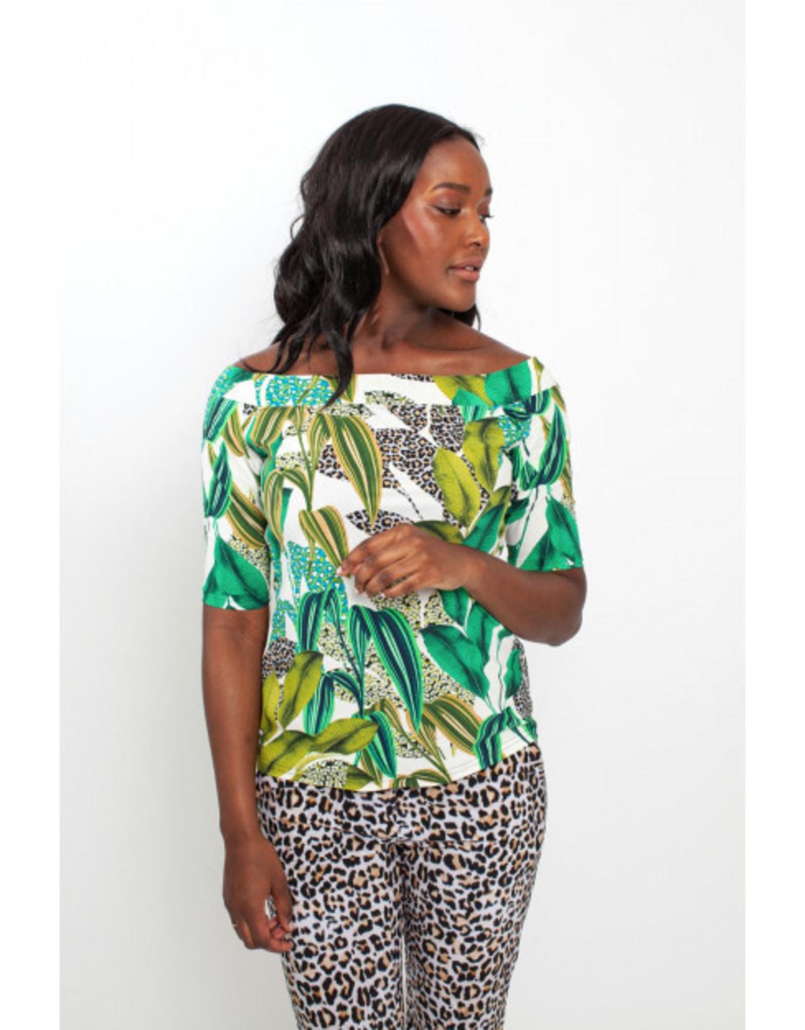 Studio Anneloes Dolly print shirt