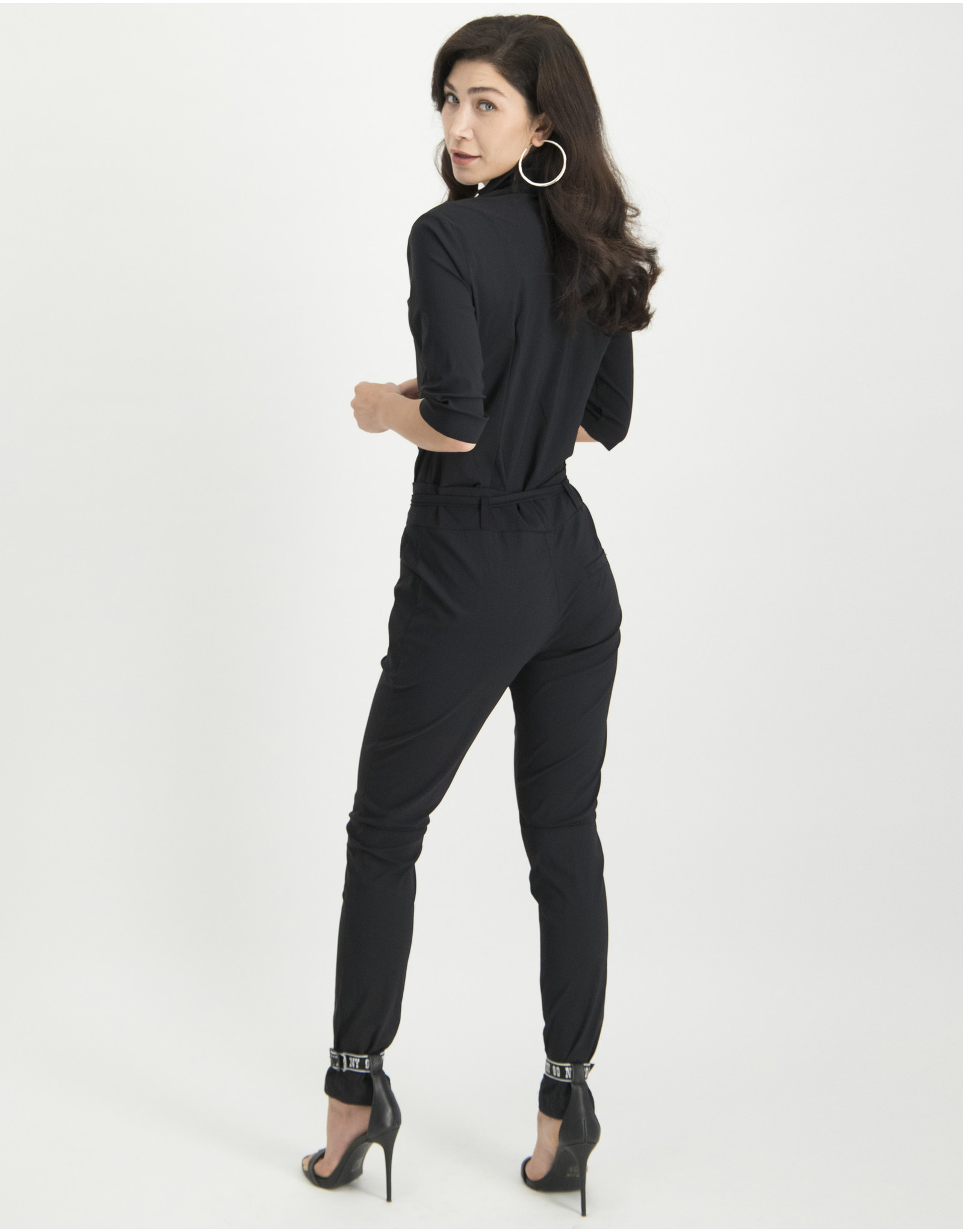 Jane Lushka Zoey shirt jumpsuit U820SS521